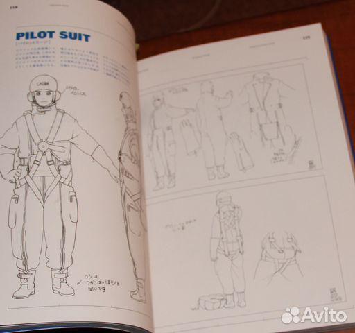 Mamoru Oshii The Sky Crawlers Establishment illustration art book