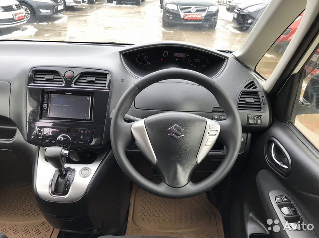 Купить Nissan Serena пробег 115 000.00 км 2011 год выпуска