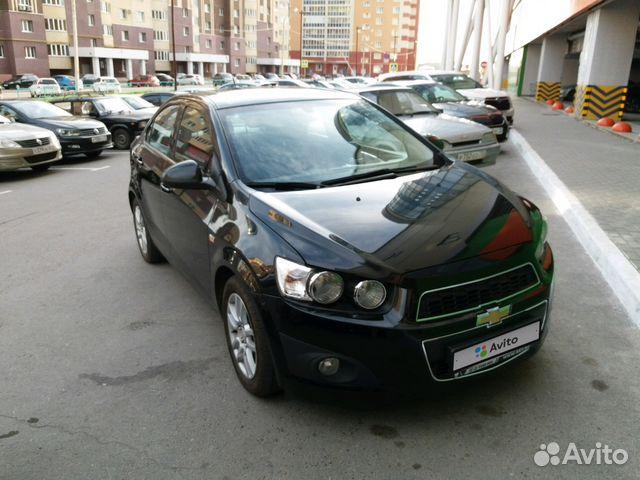 Купить Chevrolet Aveo пробег 18 000.00 км 2013 год выпуска