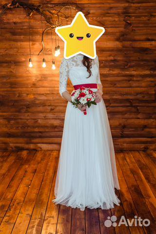 Очень нежное и элегантное платье  89095958611 купить 1