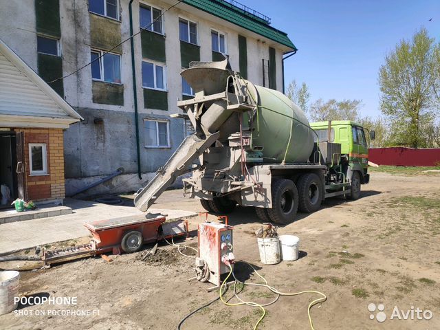 Бетон белокуриха цена хвостовик для коронки по бетону sds купить