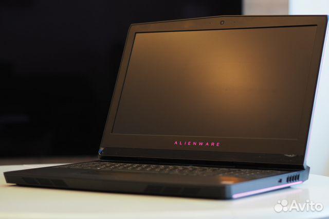 Alienware 17 R4 i7 gtx1070 16gb купить в Москве на Avito