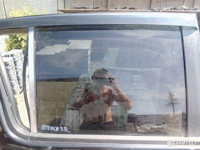 89026196331 Стекло двери заднее правое Nissan Armada VK56DE