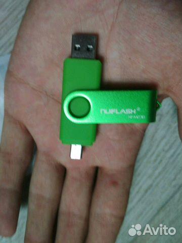 USB флешка 64gb для телефонов и Компьютера