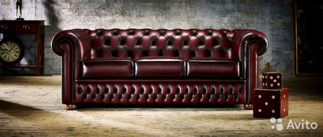 The manufacture of upholstered furniture