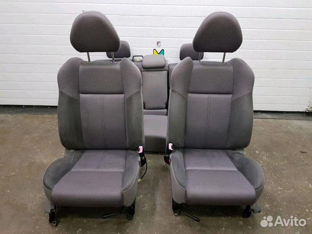 89625003353 Сидения комплект Subaru Forester, SG5, EJ20