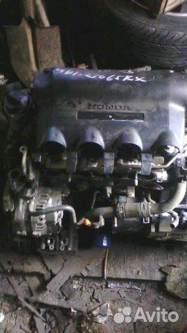 Двигатель L13A купить 1