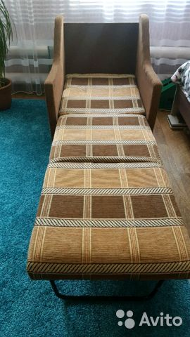 Chair bed 89308375877 buy 2