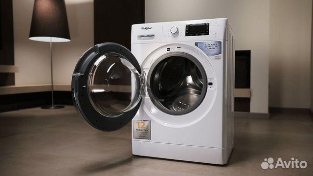 Tvättmaskin Whirlpool cfcr 70810