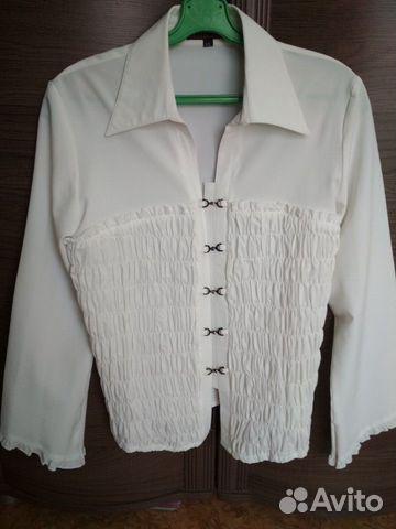 Новая женская блуза 48р-р 89374204684 купить 1