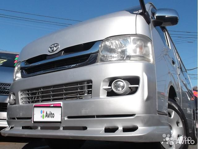 Toyota Hiace, 2009 89502827030 купить 6