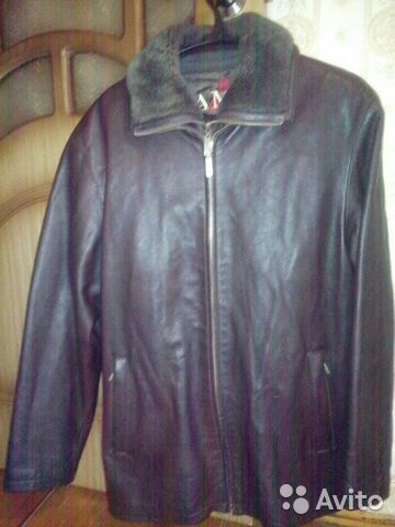 Men s leather jacket buy 2