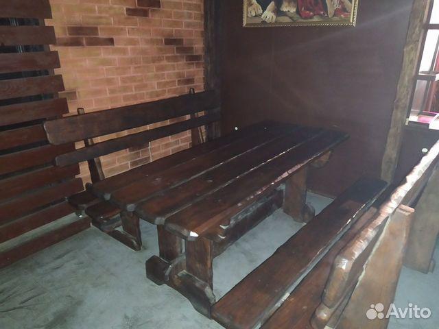 Мебель из дерева, садовая мебель | 480x640