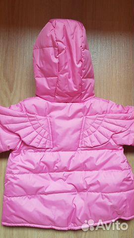 Курточка весенняя размер 80 89086455308 купить 2