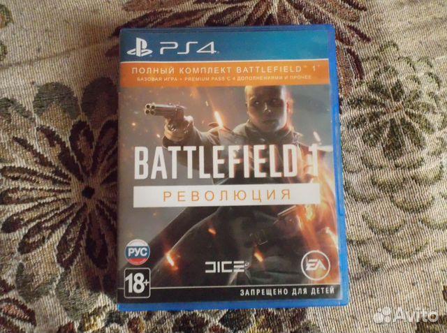 Battlefild 1 ps4