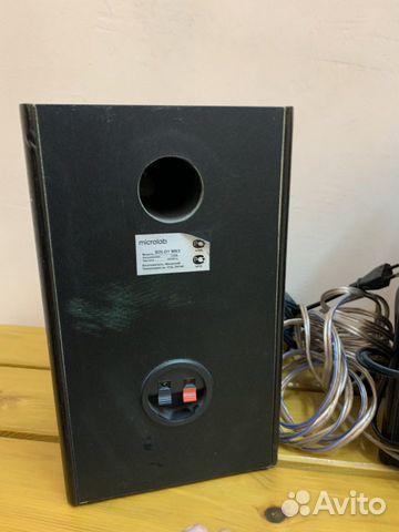 Колонки Microlab solo1  89021921107 купить 3