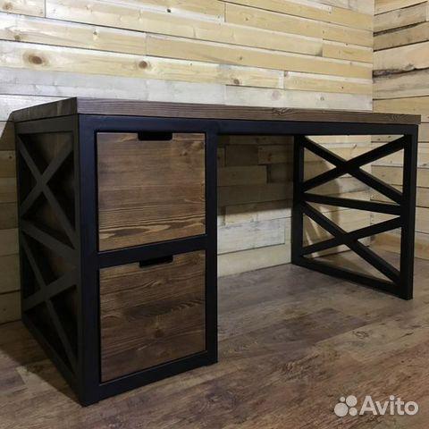 Стол в стиле лофт 89885896781 купить 4