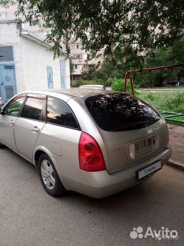 Nissan Primera, 2001  89880501576 купить 2