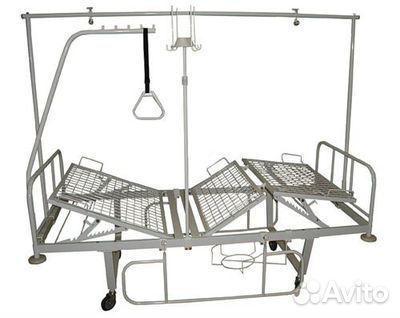 Медицинская кровать для лежачих больных  россия