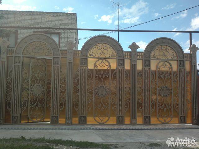Авито черкесск ворота на продажу ворота с одной створкой видео