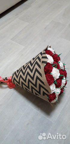 Букет роз ручной работы 89519989628 купить 2