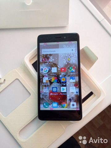 Телефон Neffos X1 Lite 4G в отличном состоянии 89243820194 купить 2