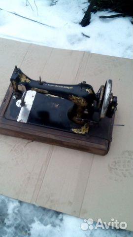 Швейная машинка б/у 89203881829 купить 1
