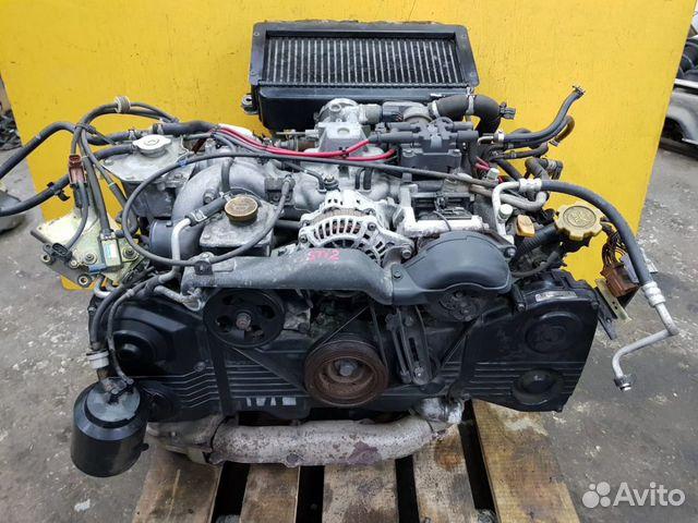 89625003353 Двс EJ205 полной комплектации Subaru Forester, SF5