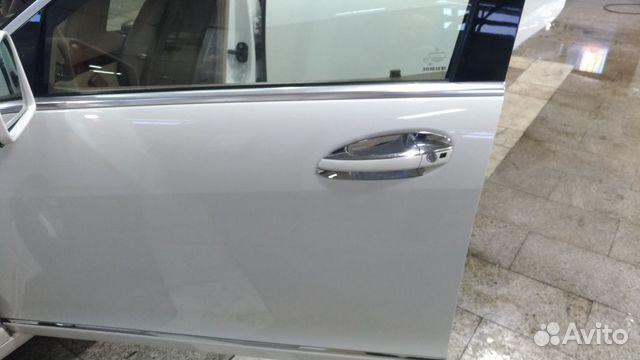 Накладки на ручки дверей Mercedes S 221  купить 2