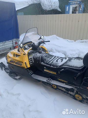 Ski-Doo 600 rotax купить 2