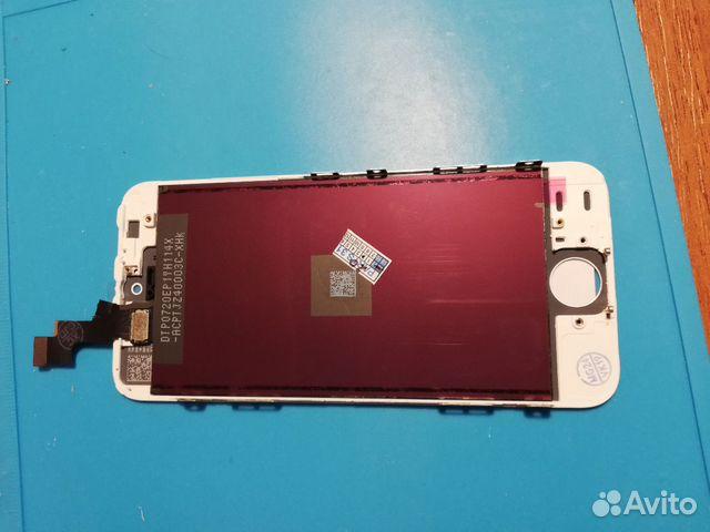 Display för iPhone iPhone 5s