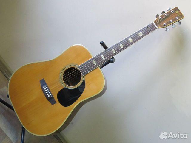 89025069832 Акустическая гитара ThreeS W-200 (1979 Japan)