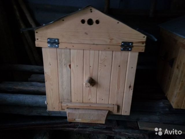 Продаю ульи, пчелосемьи 89047832080 купить 2