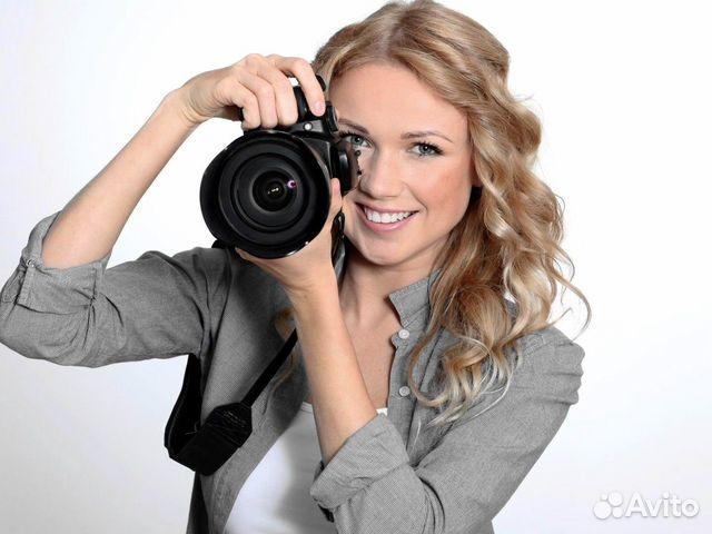Вакансия фотографа в ногинске