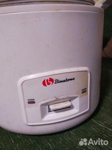 Рисоварка Binatone RCD 1801  купить 3