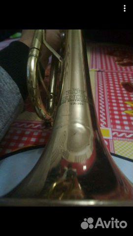 Труба Roy Benson нет кольца есть пайка нет нижней  89782112501 купить 4
