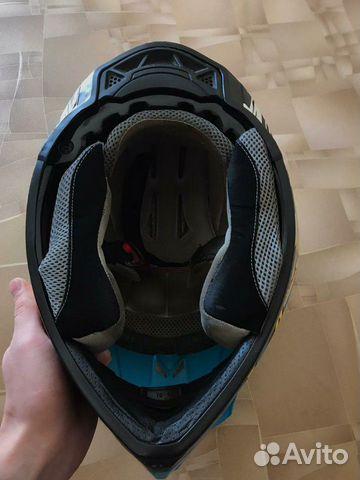 Шлем Acerbis X-Pro, Brush (крепл, GoPro) мотоэкип 89119787672 купить 3