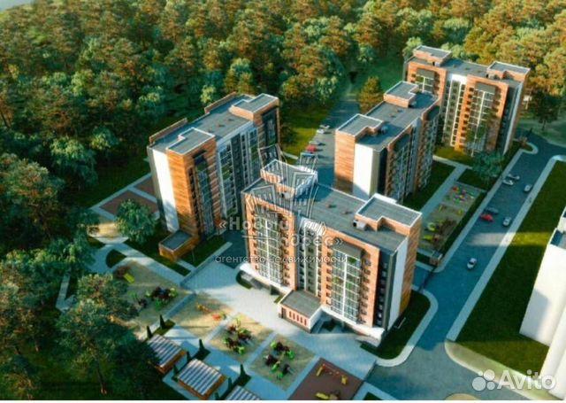 1-к квартира, 43.6 м², 2/10 эт. 89584186418 купить 1