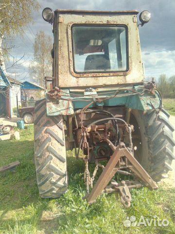 The tractor of YUMZ 89052958871 buy 5