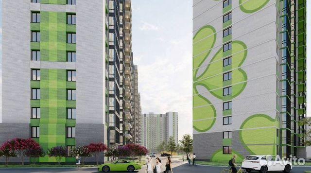 2-room apartment, 50.8 m2, 16/16 FL. 89132100033 buy 1