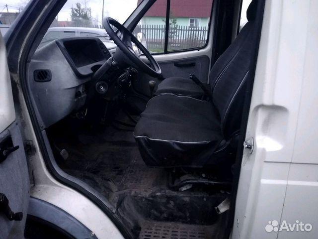 ГАЗ ГАЗель 33023, 2002 купить 6