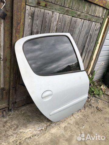 Задняя правая дверь Пежо 206 Peugeot 206 89531949555 купить 2