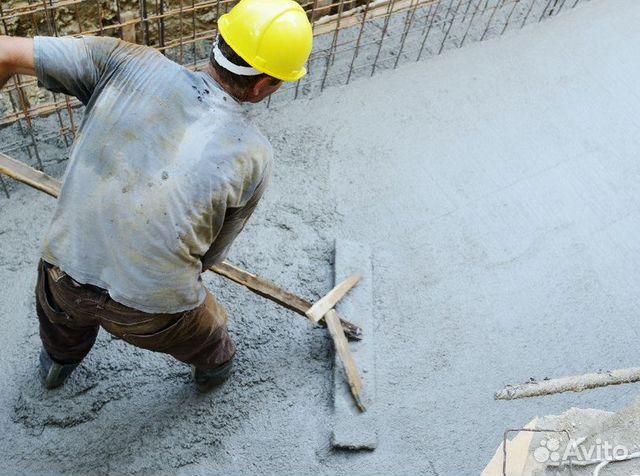 бетон оптом купить