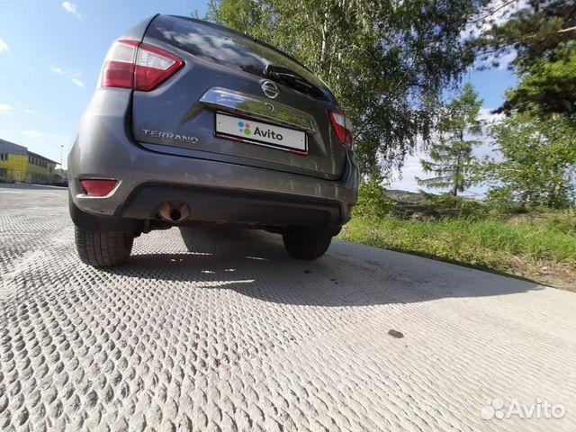 Nissan Terrano, 2015 купить 3