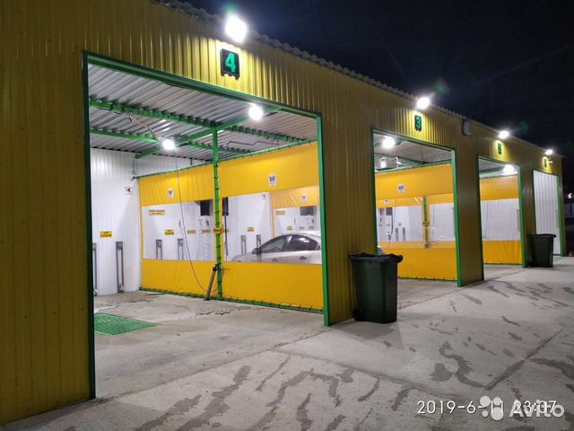 The equipment for car washes self-service 89896543300 buy 2
