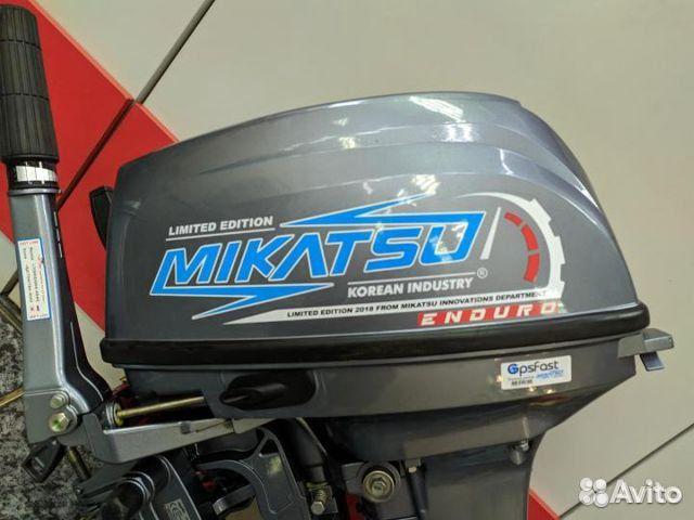 Лодочный мотор mikatsu M9.9FHS enduro (20л.с) купить 2