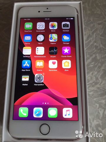 Айфон 6 s 32 гб Ростест розовый 89206114562 купить 3
