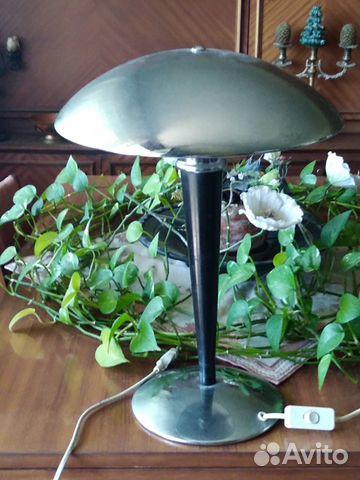 Лампа настольная Икея IKEA грибок