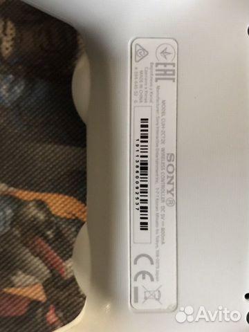DualShock 4 ver 2, белый купить 2