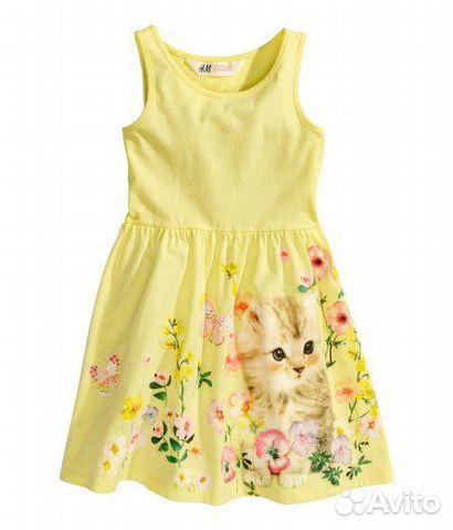 Платье для девочки нм  89520543858 купить 1
